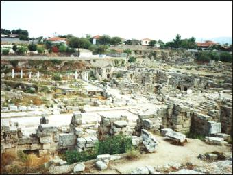Starý Korint: cesta do Lechaia