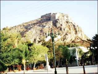 Pevnost Palamidi