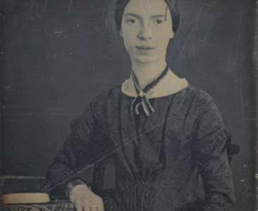 Svatí a Emily Dickinsonová